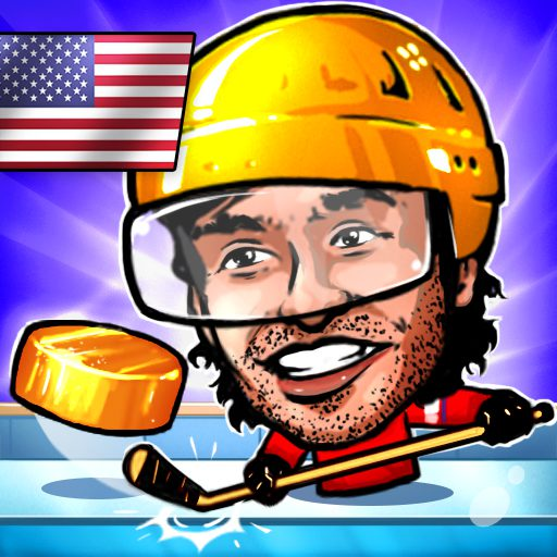 🏒Puppet Hockey: Pond Head 🏆 1.0.29 APK MOD | Download Android