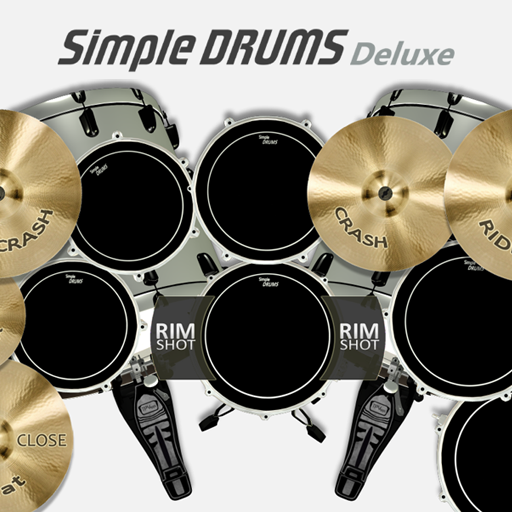 Simple Drums Deluxe – The Drum Simulator 1.5.1 APK MOD | Download Android