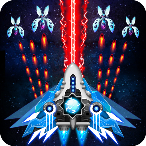 Space shooter – Galaxy attack – Galaxy shooter 1.457 APK MOD | Download Android