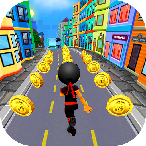 Subway Ninja Run:Surfer in the road 2.0 APK MOD | Download Android