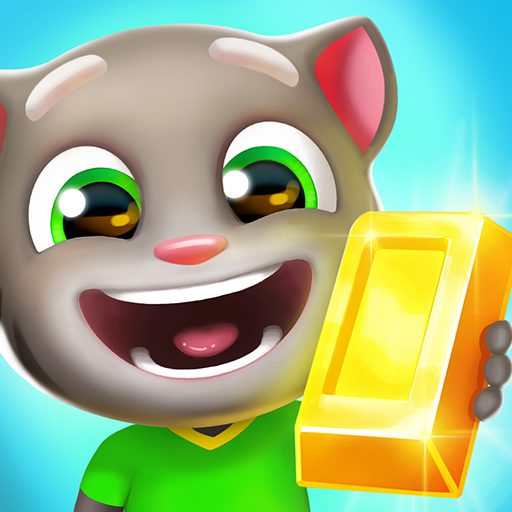 Talking Tom Gold Run  4.9.1.849 APK MOD | Download Android