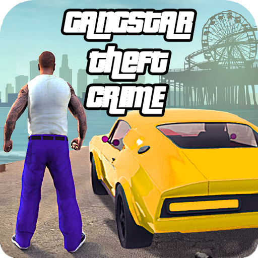 The Gangster Gang of Miami : Mad Crime City 2 APK MOD   Download Android