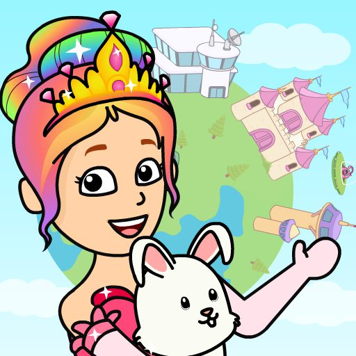 Tizi World My Play Town, Dollhouse Games for Kids  6.4 APK MOD | Download Android