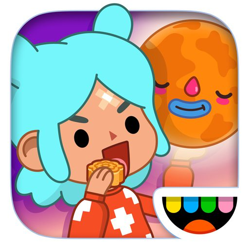 Toca Life World: Build stories & create your world 1.25.1 APK MOD | Download Android