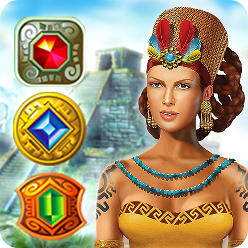 Treasure of Montezuma – 3 in a row games free  APK MOD   Download Android