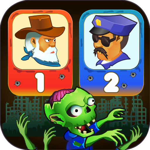 Two guys & Zombies (two-player game) 1.2.5 APK MOD | Download Android