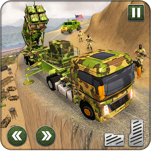 US Army Missile Attack : Army Truck Driving Games 1.2.8 APK Pro | Premium APP Free Download