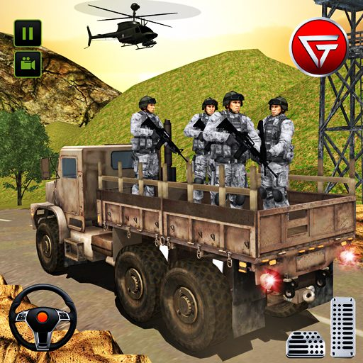 US Army Truck Driving 2018: Real Military Truck 3D  APK Pro | Premium APP Free Download