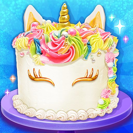 Unicorn Food – Cake Bakery 2.1 APK MOD | Download Android