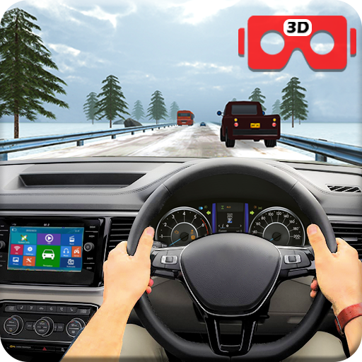 VR Traffic Racing In Car Driving Virtual Games  1.0.22 APK MOD | Download Android