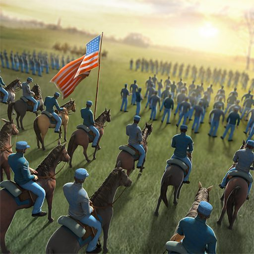 War and Peace Civil War Army Clash Strategy Game  2021.9.1 APK Pro | Premium APP free download