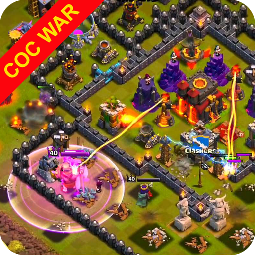 War layouts for Clash of Clans 1.0.1 APK MOD | Download Android